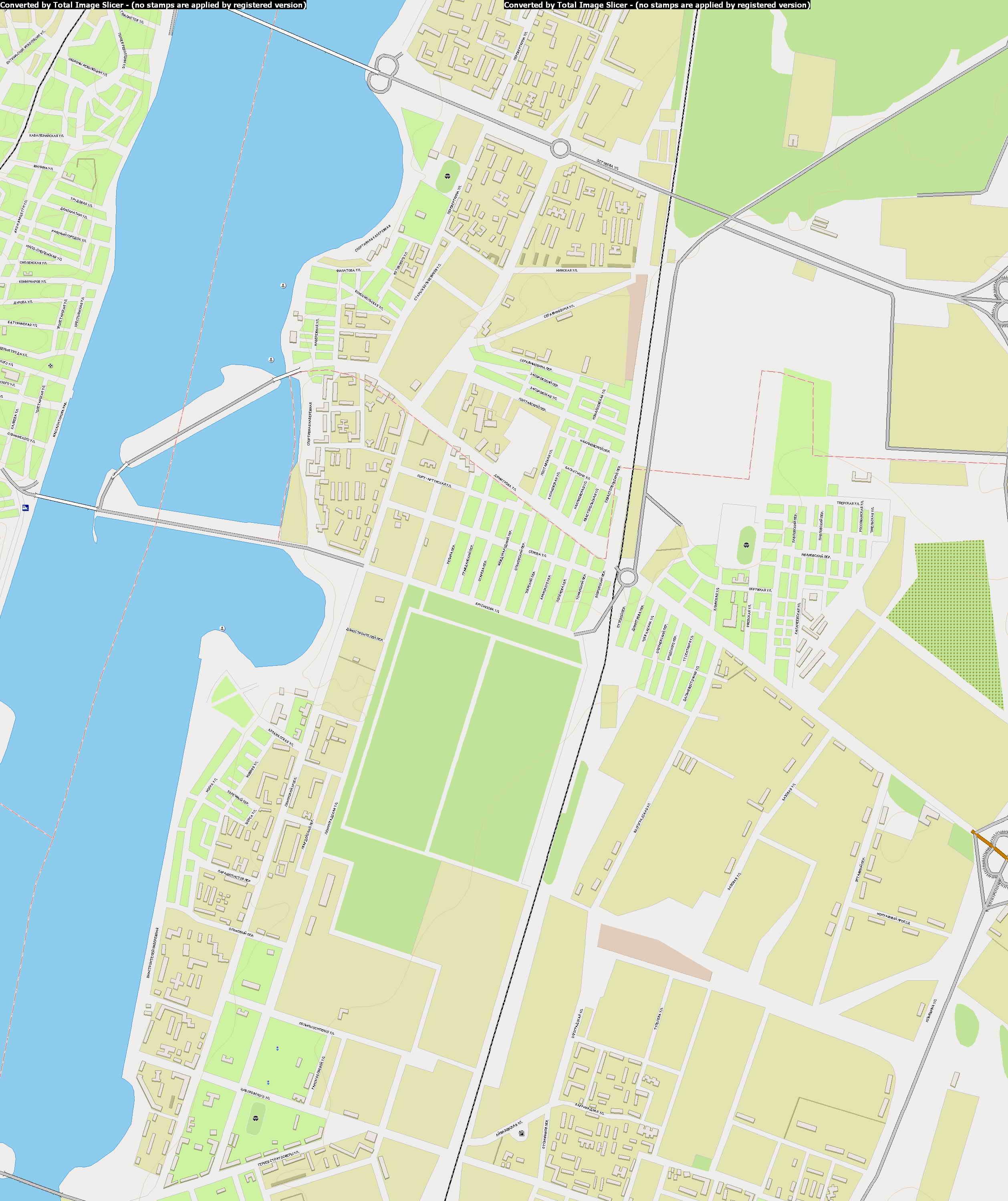 Карта воронежа для навител 75 nm7 - 28