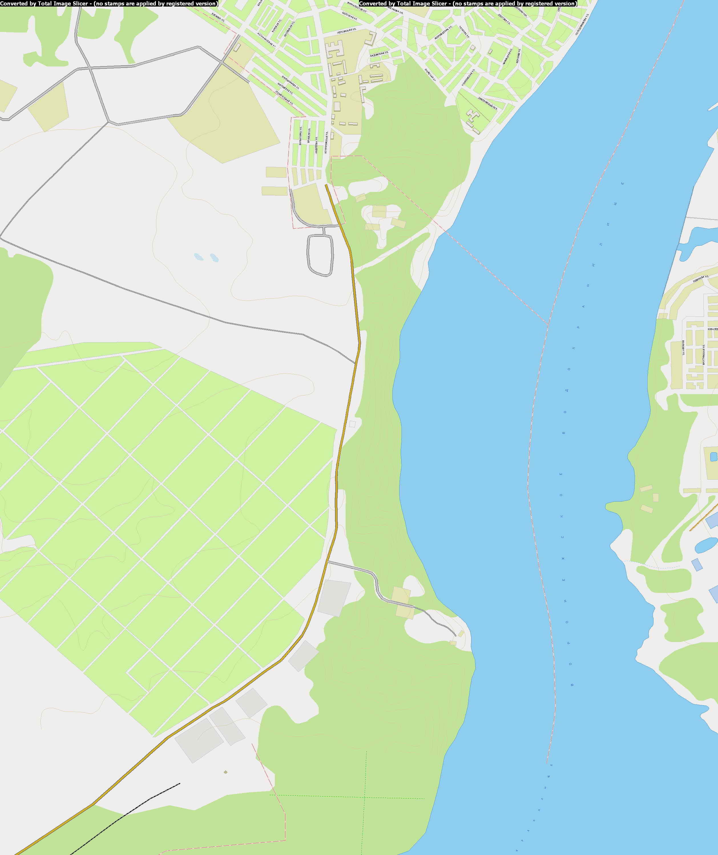 Карта Воронежа 1см = 90м. Подробная карта улиц, дорог и ...: http://www.raster-maps.com/map-of-russia-135/