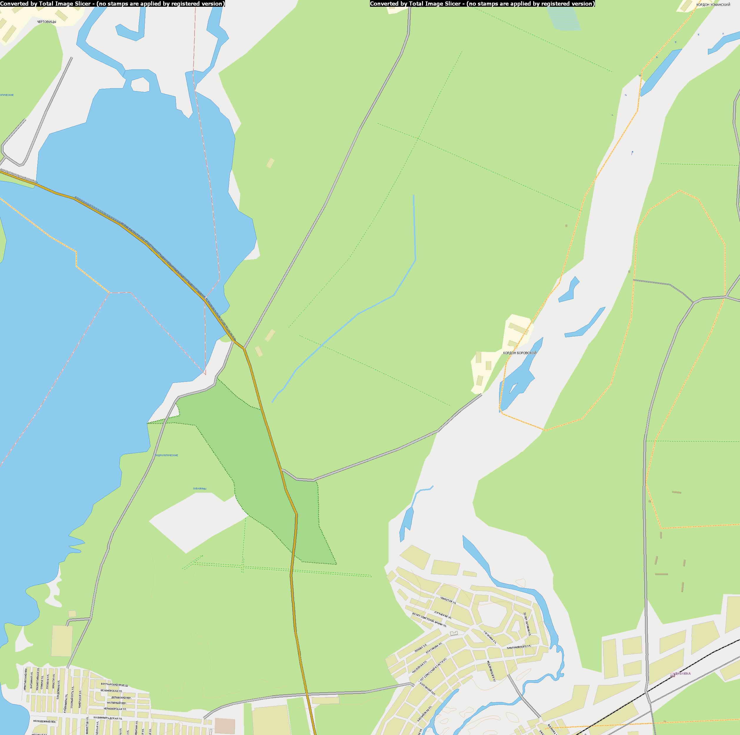 Карта г. Воронеж 1см = 135м. Карта автодорог, районов ...: http://www.raster-maps.com/map-of-russia-136/