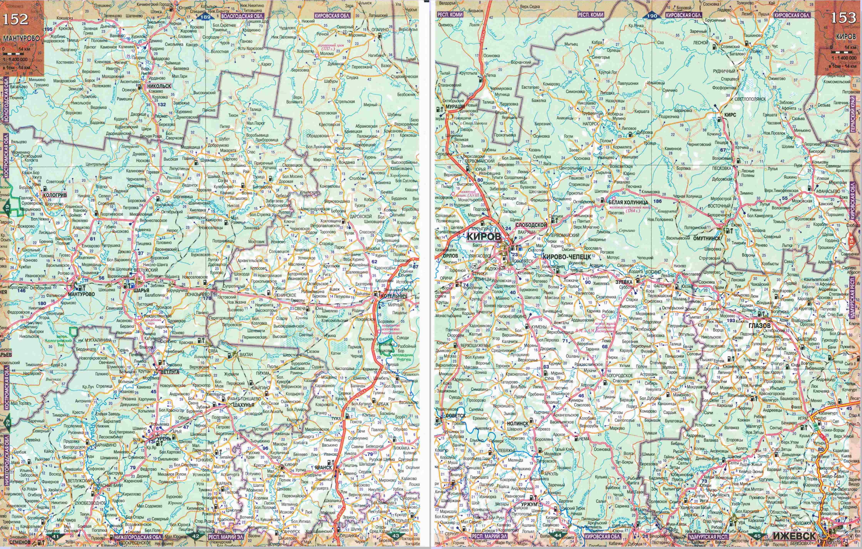Топографические Карты Кировской Области Скачать