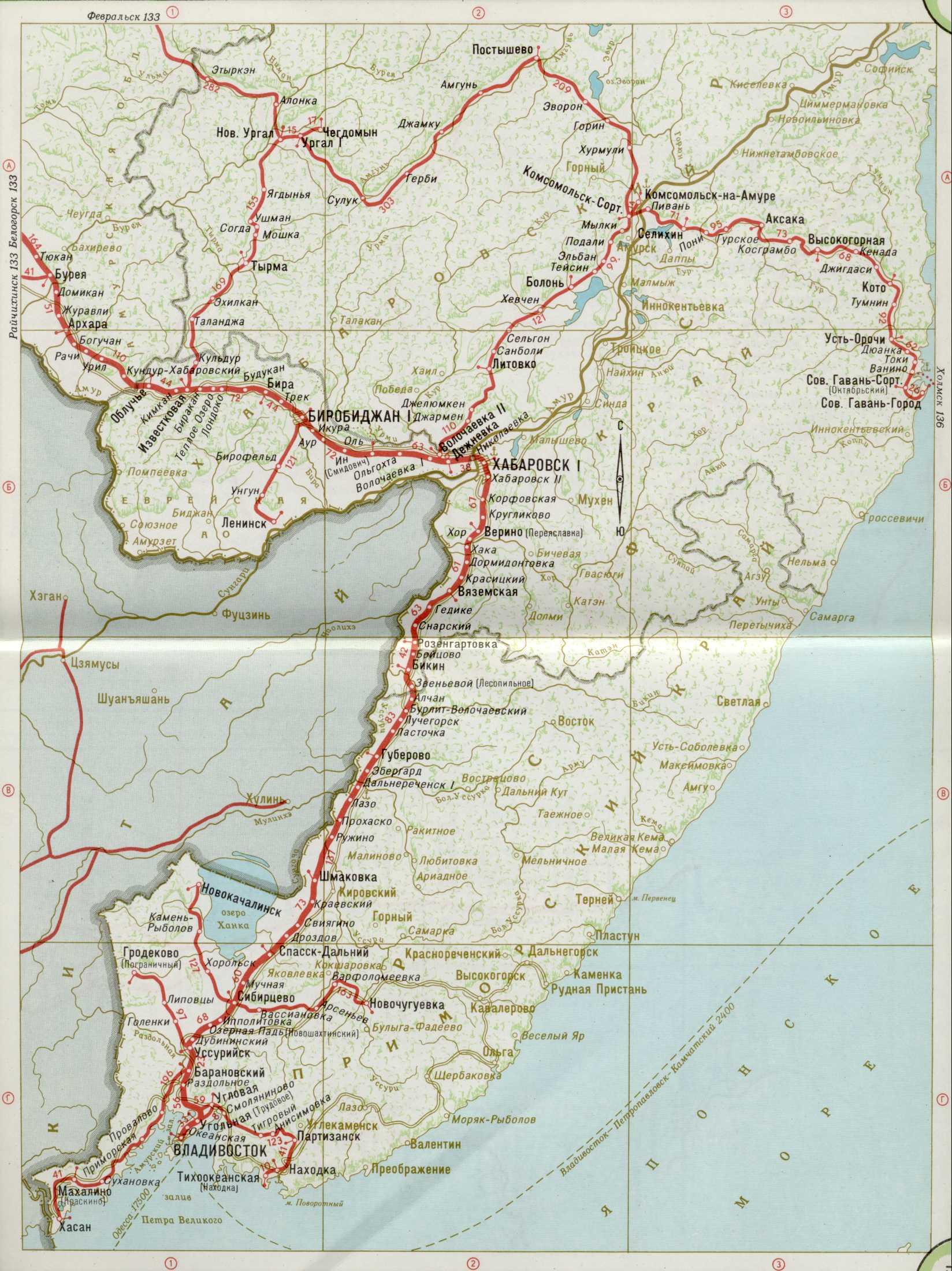 Карты Железных Дорог Украины