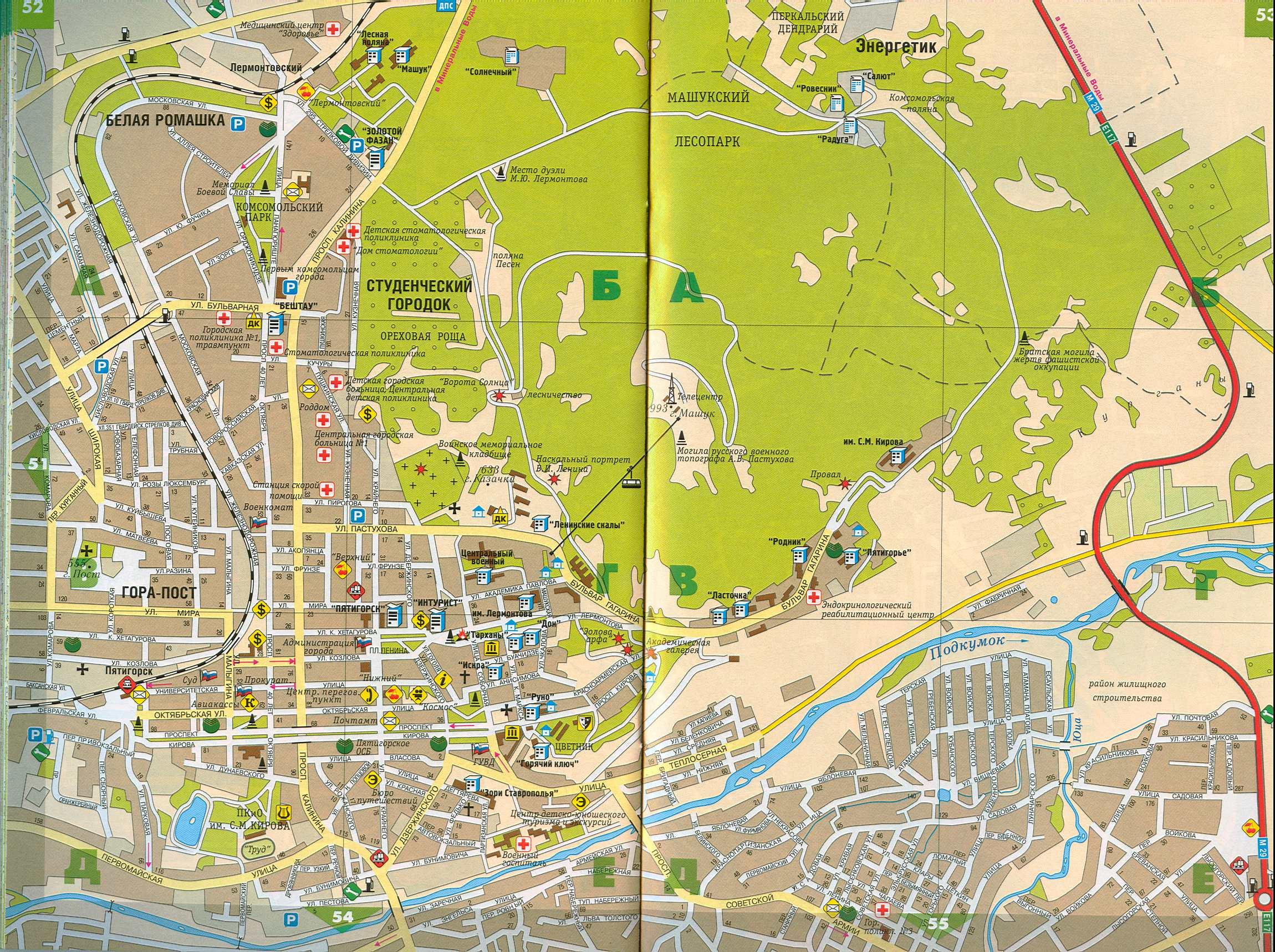 Карты Белгородской Области Скачать
