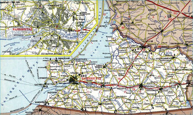 Amber Grid построит в дополнительный газопровод в Калининградскую область