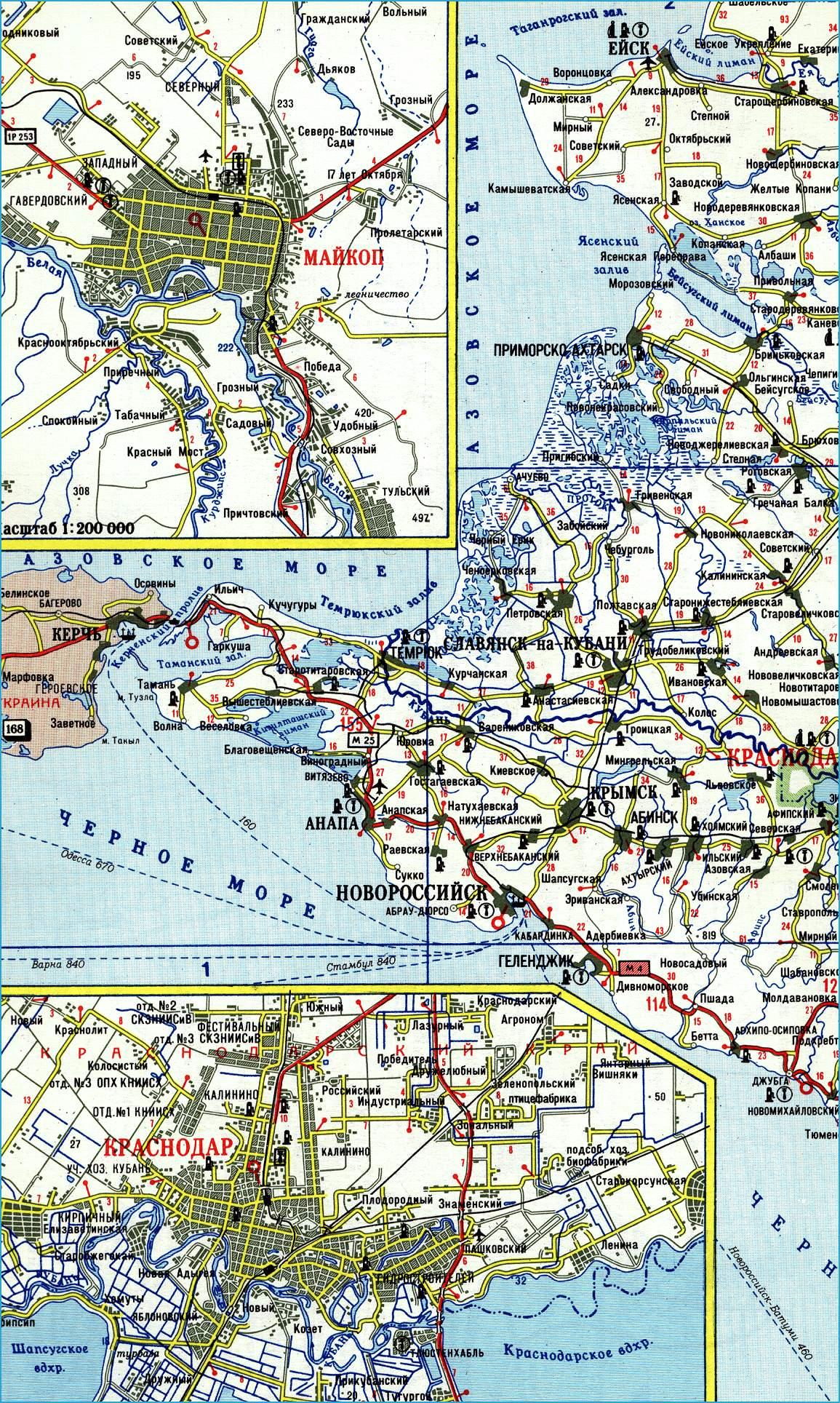 Скачать Электронный атлас Караганды 1.5.2.632 Rus (от KMap - электронный атлас города Караганды который включает в...