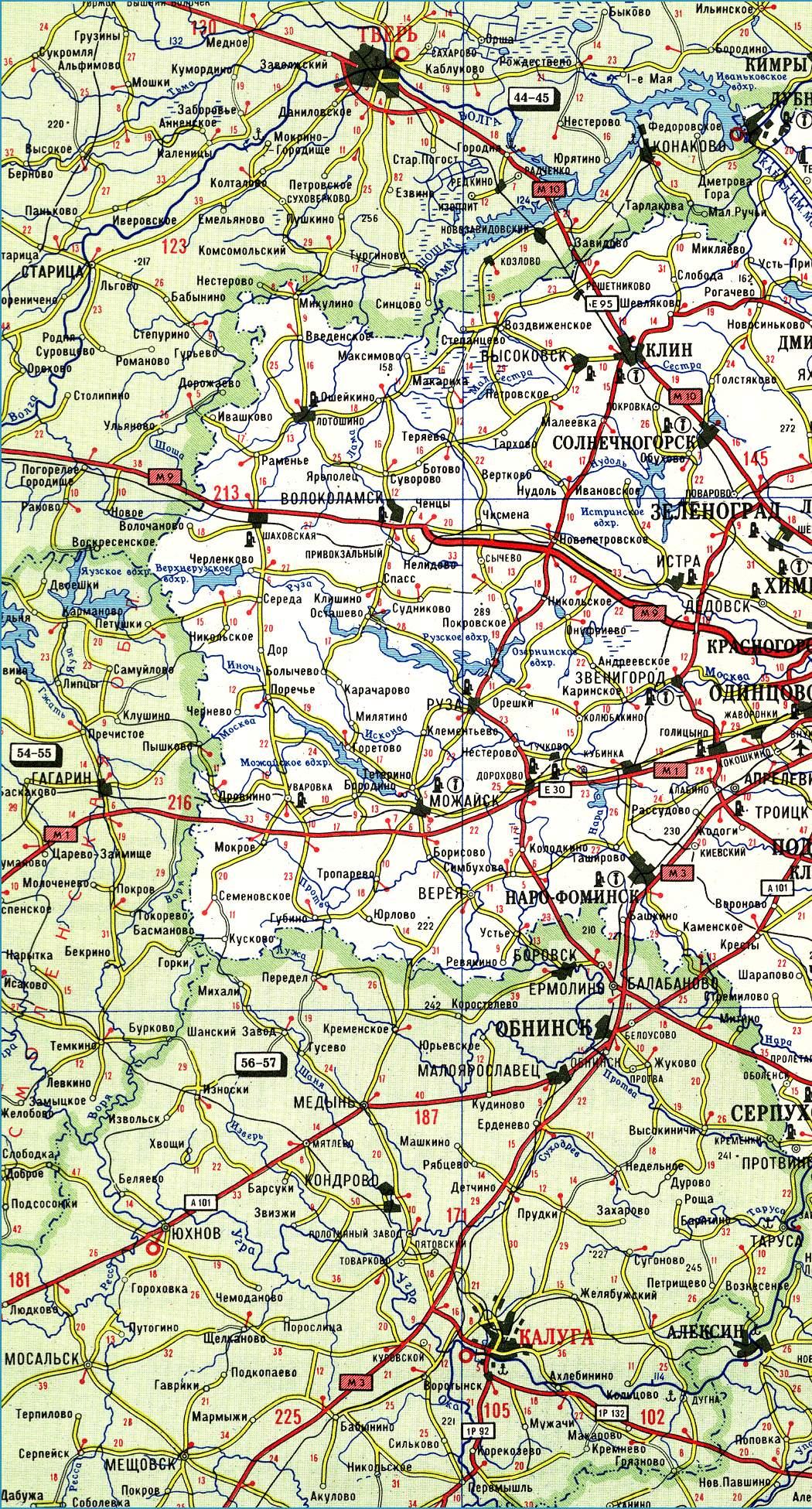 Проститутки москвы и московской области показать на карте 24 фотография
