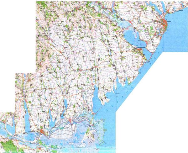товары каталога карта одесской области подробная с городами и поселками данным